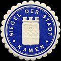 Siegelmarke Siegel der Stadt Kamen W0310596.jpg