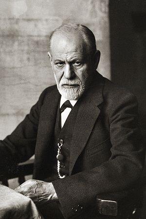 Freud family - Sigmund Freud, 1926.