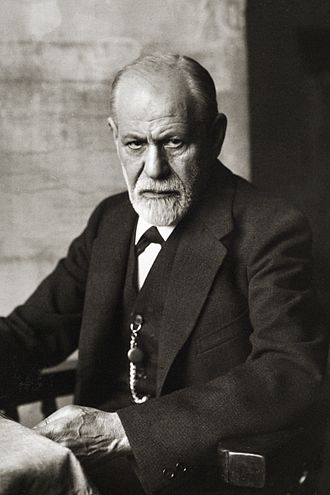 Freud family - Sigmund Freud, 1926.