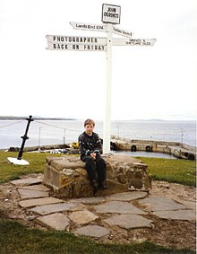 Signpost at John O'Groats - geograph.org.uk - 64989.jpg