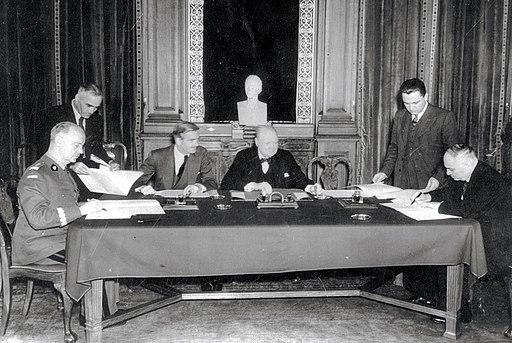 Sikorski-Mayski 1941 agreement
