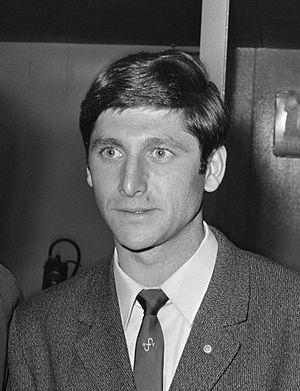 Simeon Simeonov (footballer, born 1946) - Simeon Simeonov in 1969