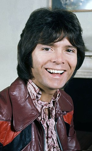 Cliff Richard - Portrait by Allan Warren (1973)