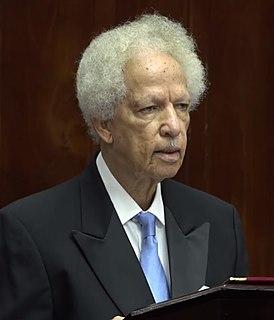Neville Cenac Governor-General of Saint Lucia (2018-present)