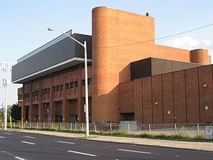 Cannon Street (Hamilton, Ontario) - Sir John A. Macdonald Secondary School