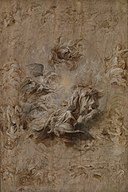 Sir Peter Paul Rubens - Multiple Sketch for the Banqueting House Ceiling - Google Art Project.jpg