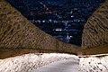 """Situl arheologic de la Deva, punct """"Dealul Cetății"""", Vedere Spre Orasul Deva.jpg"""