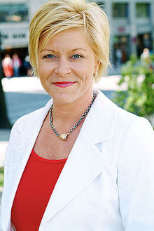 Image illustrative de l'article Siv Jensen