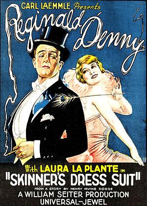 Skinner's Dress Suit - Film poster
