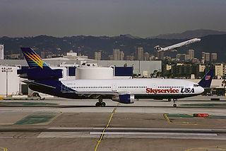 Ryan International Airlines airline