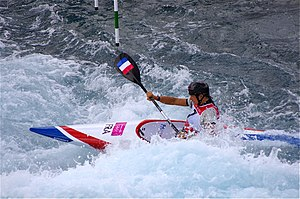 Canoeing at the 2012 Summer Olympics