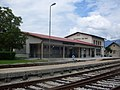 Smartno ob Paki-train station-July 2011.jpg
