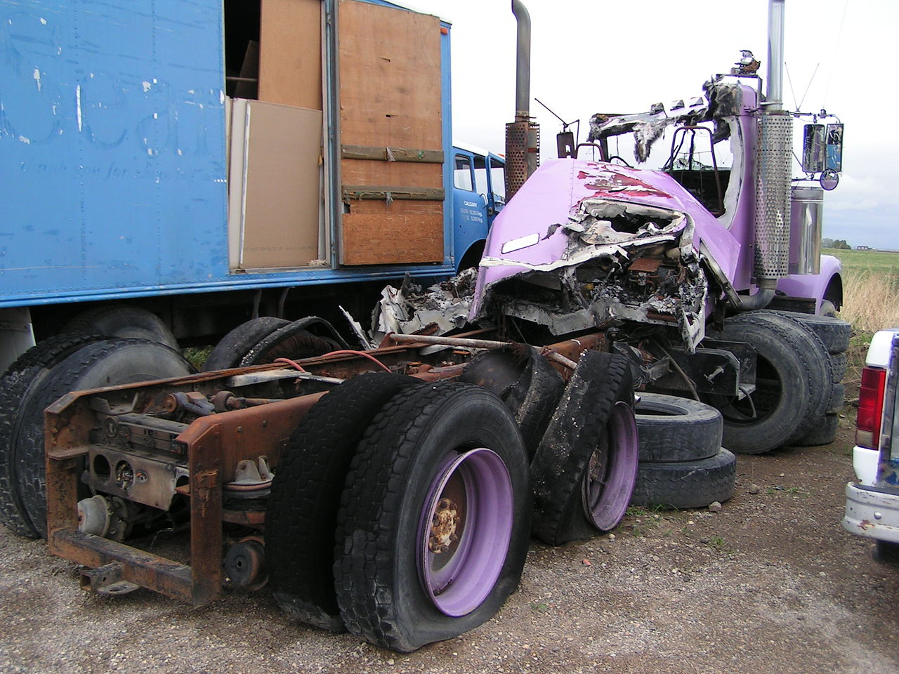 Car Crash Fatality August Ontario
