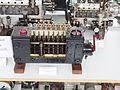Smeerapparaat voor 2 cilinder gloeikop scheepsmotor in het Museum voor Nostalgie en Techniek.JPG