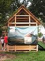 Smithsonian Folklife Festival 2013 - photomural.JPG