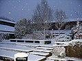 Snow clad school - geograph.org.uk - 1046899.jpg