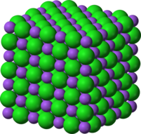 Estructura Cristalina Wikipedia La Enciclopedia Libre