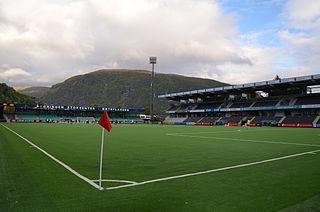 Fosshaugane Campus football stadium