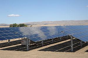 Solar Energy Industries Association - Utility-scale solar photovoltaic (plant) in Sacramento, CA
