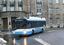 Solaris trolleybuses in Tallinn.jpg