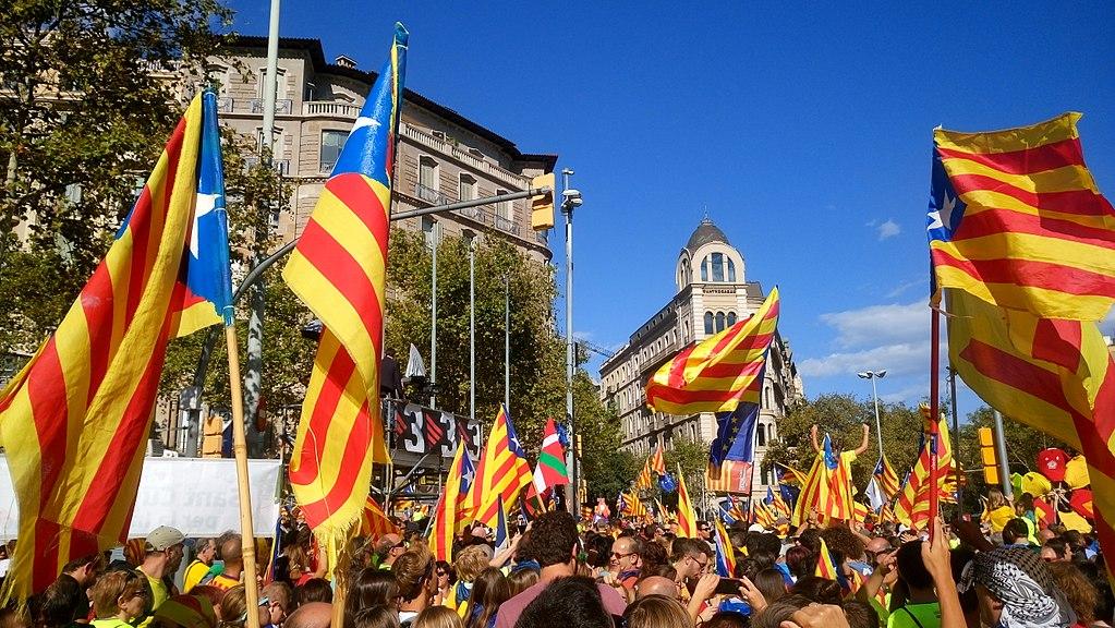 Bildergebnis für catalonia national day