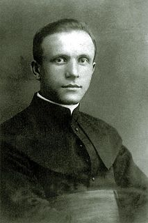 Michał Sopoćko 20th-century Catholic priest