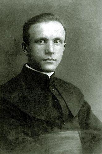 Michał Sopoćko - Father Michał Sopoćko