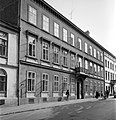 Sopron 1975, Színház utca 23. Fortepan 31142.jpg