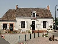 Souligné-sous-Ballon (Sarthe) mairie.jpg