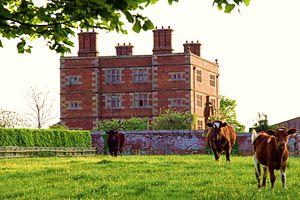 Soulton Hall - Soulton Hall in Shropshire