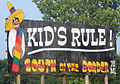South of the Border sign 76 - Kids Rule.JPG