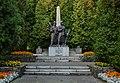 Soviet military cemetery in Katowice (Kattowitz).jpg