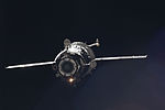 Soyuz TMA-05M spacecraft departs from the International Space Station.jpg