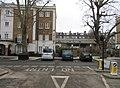 Spacious parking slots - Russell Road - geograph.org.uk - 1530058.jpg