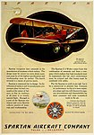 Spartan C-3 advertisement Aero Digest August 1929.jpg