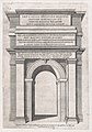 Speculum Romanae Magnificentiae- Front view of St. Lawrence Gateway, Rome MET DP870266.jpg