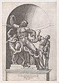 Speculum Romanae Magnificentiae- Laocoon MET DP870292.jpg