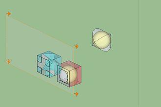 Steinmetz solid - Image: Sphere volume derivation using bicylinder