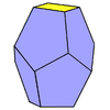 Square truncated trapezohedron