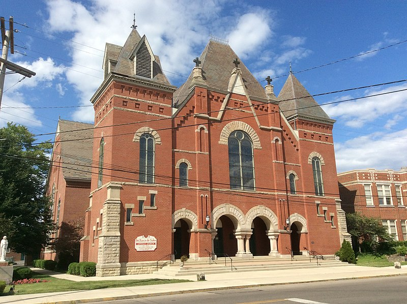 File:St, Francis de Sales Catholic Church, Newark, Ohio.jpg