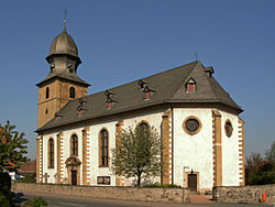 St. Cosmas and Damian Catholic Church, Groß Düngen