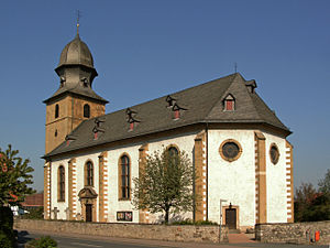 Bad Salzdetfurth - St. Cosmas and Damian Catholic Church, Groß Düngen