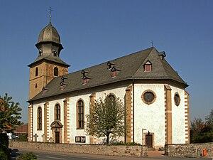 Groß Düngen - Image: St. Cosmas und Damian Kirche (Groß Düngen)