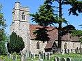 St. Mary's Church - Thundridge, Herts - geograph.org.uk - 117556.jpg