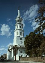 St. Michael's Episcopal Church, 80 Meeting Street, Charleston (Charleston County, South Carolina).jpg