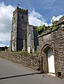 St. Michael's church, Strete - geograph.org.uk - 1359507.jpg