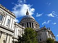 St. Paul's Cathedral and Nice Cloud.jpg