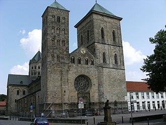 Prince-Bishopric of Osnabrück - St. Peter's Cathedral (Osnabrück)