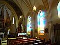 St. Peter's Catholic Church Interior - panoramio (4).jpg