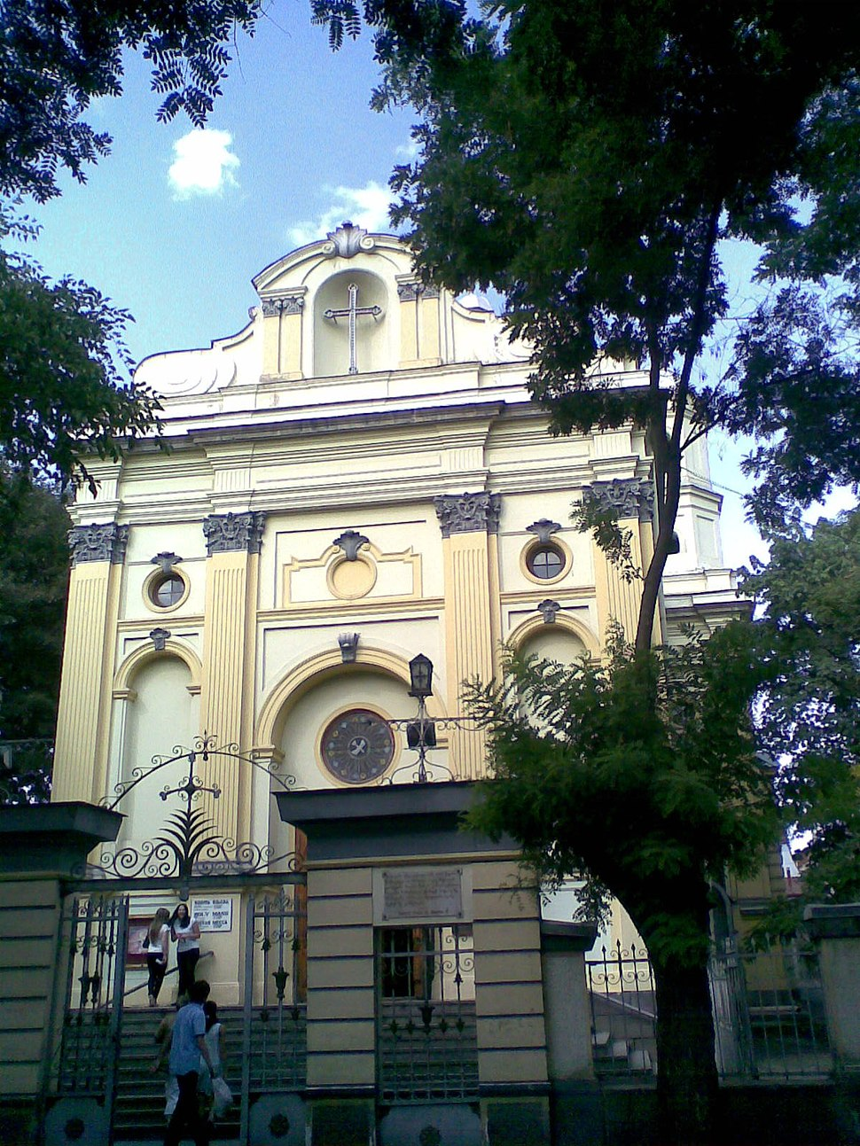 St. Peter & Paul cathedral, Tbilisi (B)